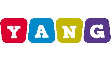 Yang kiddo logo