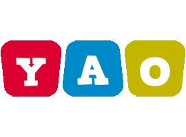 Yao kiddo logo