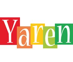 Yaren colors logo