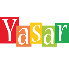 Yasar colors logo