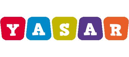 Yasar kiddo logo