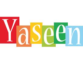 Yaseen colors logo