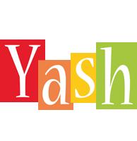 Yash colors logo