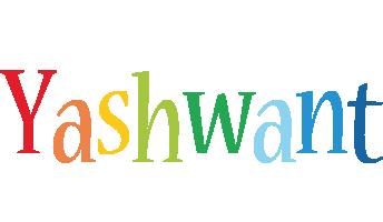 Yashwant birthday logo