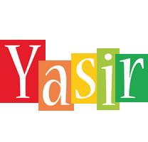 Yasir colors logo