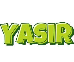 Yasir summer logo