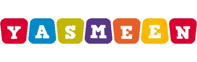 Yasmeen kiddo logo