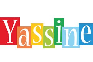Yassine colors logo