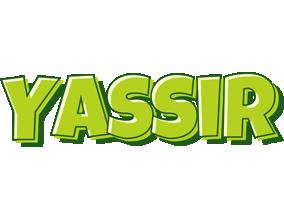 Yassir summer logo