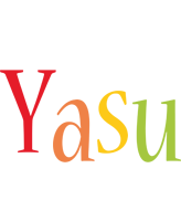 Yasu birthday logo