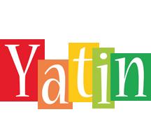 Yatin colors logo
