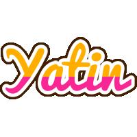Yatin smoothie logo