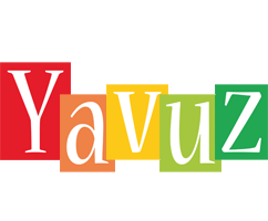 Yavuz colors logo