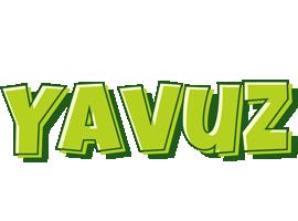 Yavuz summer logo