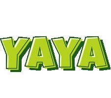 Yaya summer logo