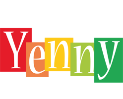 Yenny colors logo