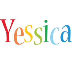 Yessica birthday logo