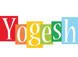Yogesh colors logo