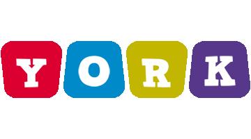 York kiddo logo