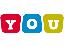 You kiddo logo