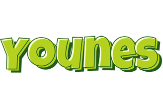 Younes summer logo