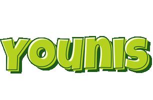 Younis summer logo