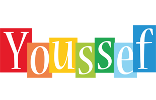 Youssef colors logo