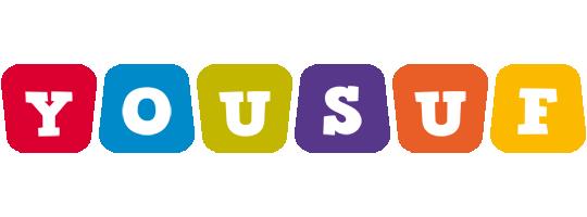 Yousuf kiddo logo