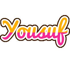 Yousuf smoothie logo