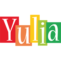 Yulia colors logo