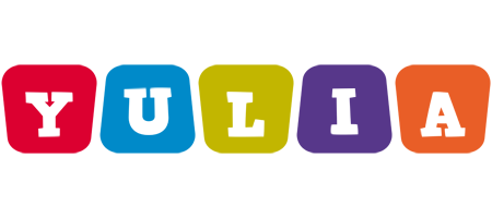 Yulia kiddo logo