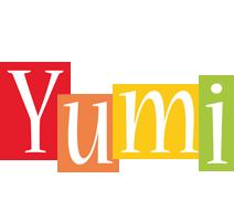 Yumi colors logo
