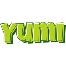 Yumi summer logo