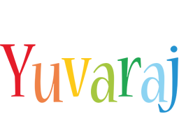 Yuvaraj birthday logo