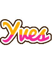 Yves smoothie logo