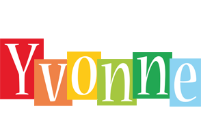 Yvonne colors logo