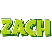 Zach summer logo