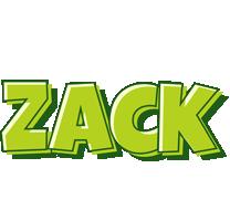 Zack summer logo