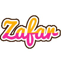 Zafar smoothie logo