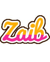 Zaib smoothie logo