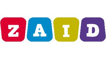 Zaid kiddo logo