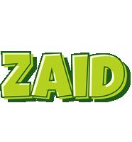 Zaid summer logo