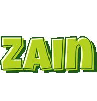 Zain summer logo