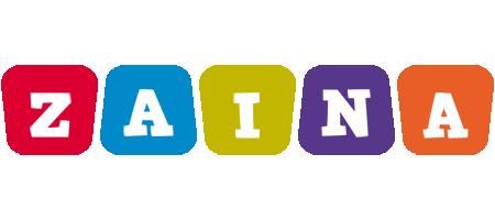Zaina kiddo logo