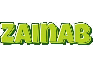 Zainab summer logo