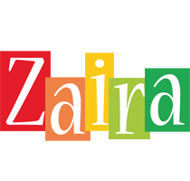 Zaira colors logo