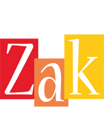 Zak colors logo