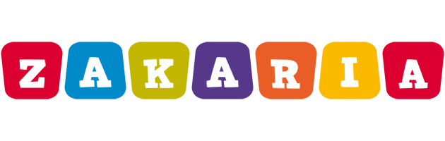Zakaria kiddo logo