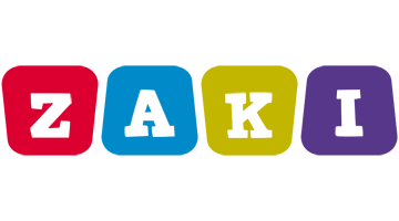 Zaki kiddo logo