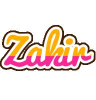 Zakir smoothie logo